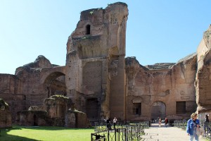 Thermen van Caracalla Rome